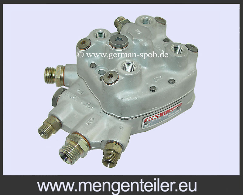 0 438 100 071 | 0438100071 Fuel Distributor MERCEDES BENZ G CLASS (W460)  230 GE (460,2)
