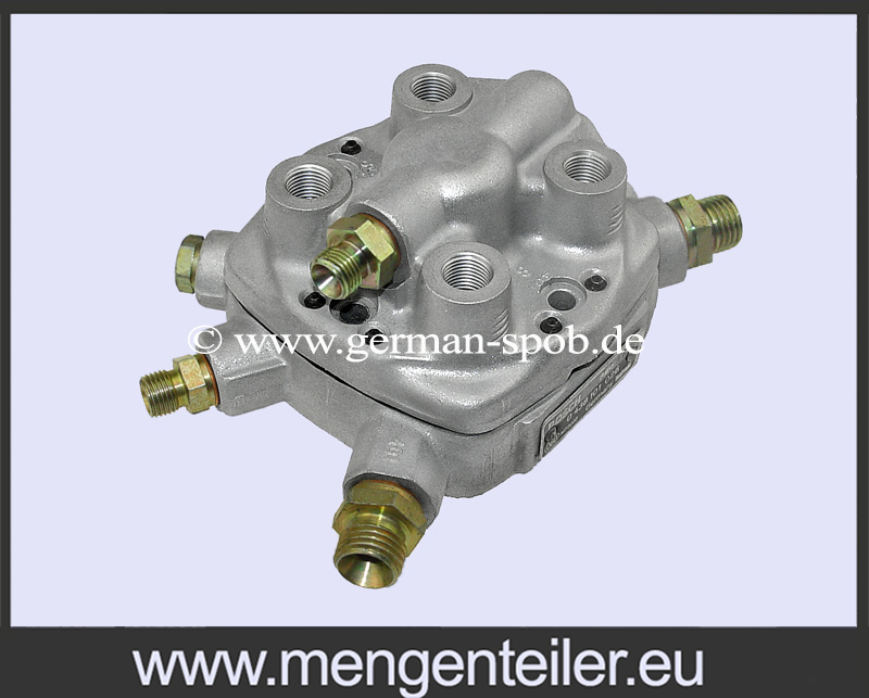 0 438 101 026 | 0438101026 Fuel Distributor MERCEDES BENZ KOMBI Estate (S124) 230 TE (124.083)  - mengenteiler.eu