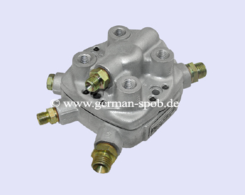 0 438 101 026 | 0438101026 Fuel Distributor MERCEDES BENZ KOMBI Estate (S124) 230 TE (124.083)  mengenteiler.eu